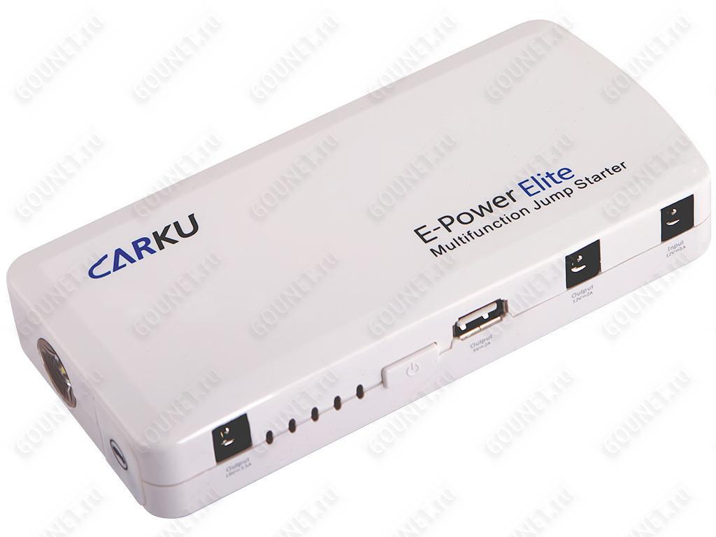 Портативное пуско-зарядное устройство CARKU E-Power-Elite (12000 mAh)