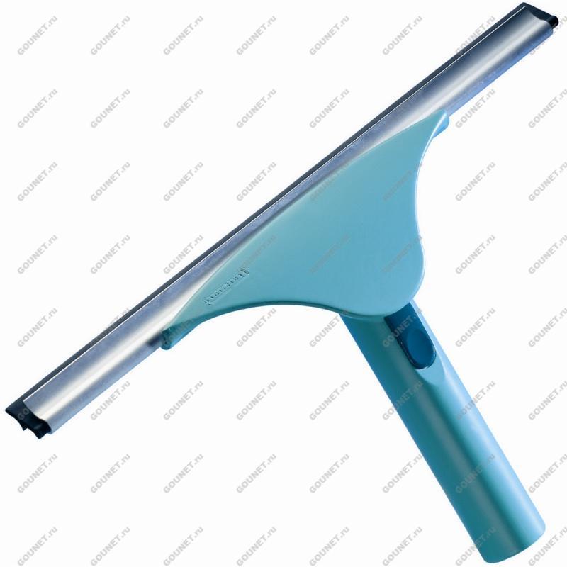 Щетка хозяйственная LEIFHEIT 51420 powerslide с резинкой, 28 см