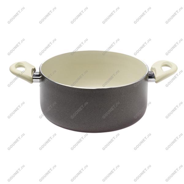 Кастрюля BALLARINI Cortina (Cortan WhiteStone) 24 см, 7W7630.24