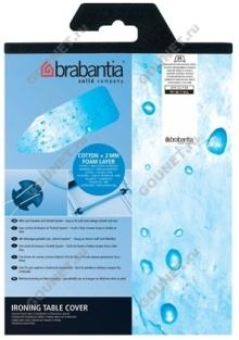 Чехол для гладильной доски BRABANTIA 124440 размер 135 х 49 см