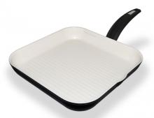 Сковорода - гриль с керамическим покрытием Moneta CERAMICA_01 28 х 28 см 91428
