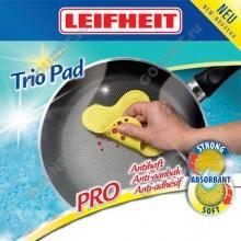 Ткань для посуды абразивная  LEIFHEIT 40014 Trio Pad