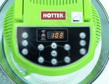Аэрогриль HOTTER HX-1036 Economy NEW   (зелёный)
