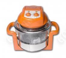 Аэрогриль HOTTER HX-1037  Economy/S (оранжевый)