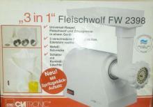 Мясорубка Clatronic FW 2398
