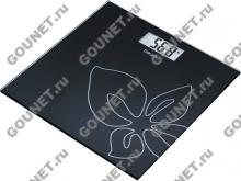 Весы напольные Beurer GS 27 Black Flower