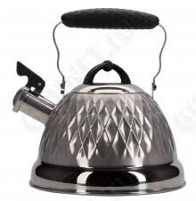 Чайник со свистком REGENT inox Linea PROMO 94-1504, 2.4 л