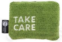 Губка для мытья посуды Green Pan 12х8х2см