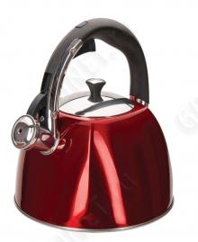 Чайник со свистком REGENT inox Linea STENDAL 93-TEA-SD-01, 3 л
