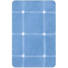 Коврик для ванной комнаты Spirella 1013100 KARO  60x90 см (голубой),акрил